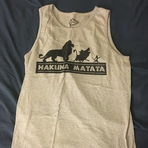 Shirts - Disney Lion King Tank Top